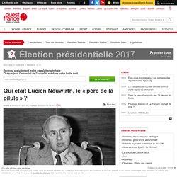 Qui était Lucien Neuwirth, le «père de la pilule»?