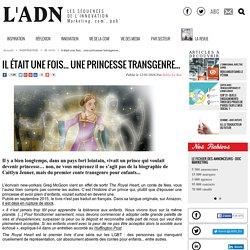 Il était une fois... une princesse transgenre... - IN VIVO