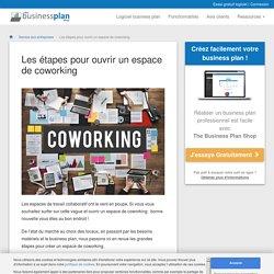Les étapes pour ouvrir un espace de coworking