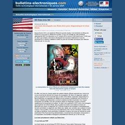 BE Etats-Unis 384 >> 7/11/2014 Les tests développés aux Etats-Unis pour diagnostiquer le virus Ebola