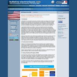 2013/04/12> BE Etats-Unis328> Hadoop, une technologie en plein essor
