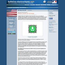 """04/20> BE Etats-Unis287> Pressez le """"bouton vert"""" de l'énergie"""