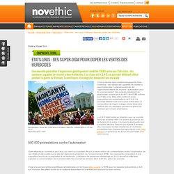 Etats-Unis : des super-OGM pour doper les ventes des herbicides