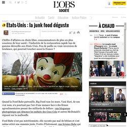 Etats-Unis : la junk food déguste