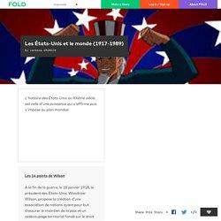 Les États-Unis et le monde (1917-1989) - FOLD