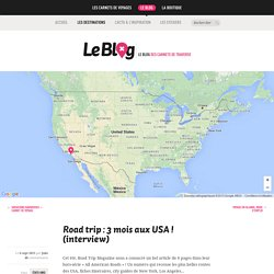 Road trip aux USA : 3 mois ! - États-Unis - Blog voyage ✖ Carnets de traverse
