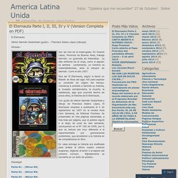 El Eternauta Parte I, II, III, IV y V (Version Completa en PDF) « America Latina Unida