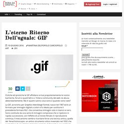 L'eterno ritorno dell'uguale: GIF – Robadagrafici.net
