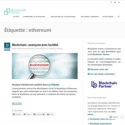 ethereum – Blockchain France