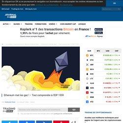 Ethereum met les gaz ! - Tout comprendre à l'EIP 1559