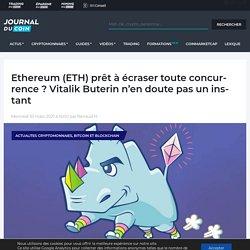 Ethereum (ETH) prêt à écraser toute concurrence ? Vitalik Buterin n'en doute pas un instant