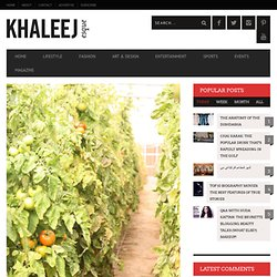 Yasmin Farms: Modern Ethical Farming | Khaleejesque