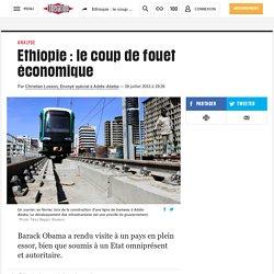 Ethiopie: le coup de fouet économique
