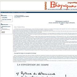 [Ethiopiques - Revue negro-africaine de littérature et de philosophie.]