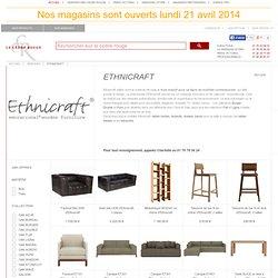 Ethnicraft, mobilier contemporain en bois massif