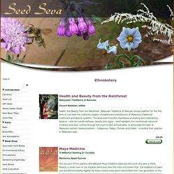 Ethnobotanical Books - Rainforest Herbs - Native American Medicine