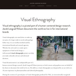 Visual Ethnography — Jacob Langvad Nilsson