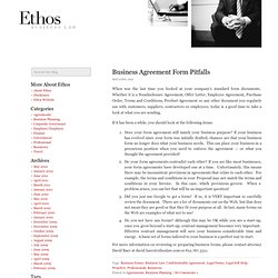 Ethos Business Law