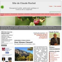 Pour Etienne Chouard - Site de Claude Rochet