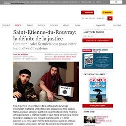 Saint-Etienne-du-Rouvray: la défaite de la justice