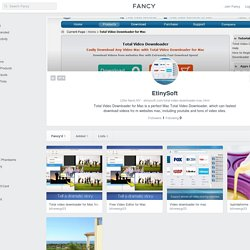 EtinySoft profile on fancy