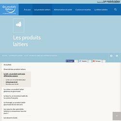 Etiquetage du lait : les informations présentes sur les étiquettes