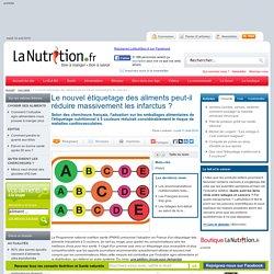 Le nouvel étiquetage des aliments peut-il réduire massivement les infarctus ?