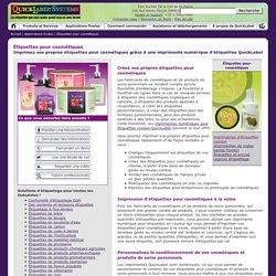 Imprimante d'étiquettes couleur QuickLabel