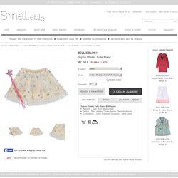 Jupon Etoiles Tulle Blanc Billieblush - Mode Enfant