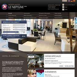 Hôtel Neptune | Restaurant