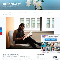TIPI : une méthode étonnante pour réguler ses émotions - Jujubehappy