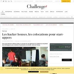 Les hacker houses, ces étonnantes colocations pour start-uppers - Challenges.fr