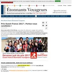Étonnants-Voyageurs