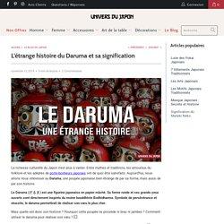 L'Étrange Histoire du Daruma