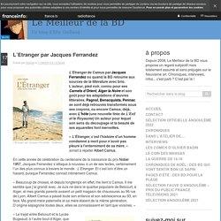 L'Etranger Par Jacques Ferrandez