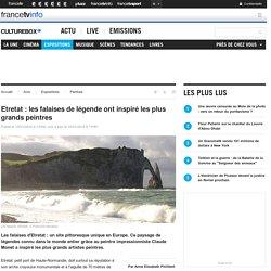 Vidéo: Claude Monet et les falaises d'Etretat