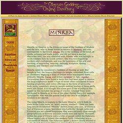 Menrva Minerva Wisdom Goddess Arts Goddess Inventor Goddess Etruscan Goddess roman goddess pagan gods and goddesses Roman Gods and goddesses wiccan wicca paganism pagan Thalia Took