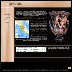 Les Etrusques - Bellitalie