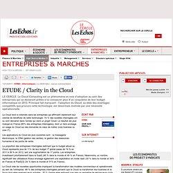 ETUDE / Clarity in the Cloud