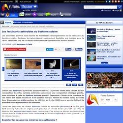 L'étude et l'exploitation des astéroïdes