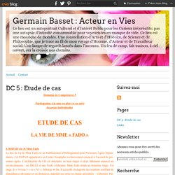 DC 5 : Etude de cas