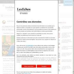 Les Echos Études ALIMENTATION BIO : UN MARCHÉ DE PRÈS DE 12 MILLIARDS D'EUROS