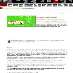 ETUDES ET ESSAIS > LES BASIQUES : LE DESIGN D'INTERACTION