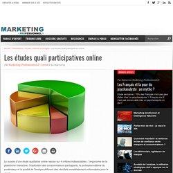 Les études quali participatives online