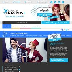 Etudiants - Avant de partir avec Erasmus +