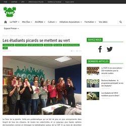 Les étudiants picards se mettent au vert