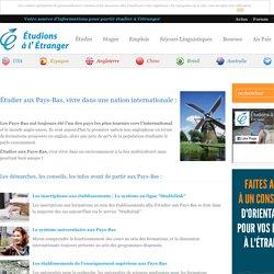Étudier aux Pays-Bas