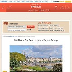 Étudier à Bordeaux, une ville qui bouge