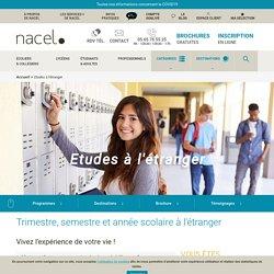 Etudier à l'étranger - Séjour linguistique longue durée - Nacel