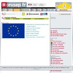 Onisep.fr > Etudier en Europe